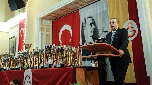 Galatasaray Kulübü, 113. kuruluş yılını kutladı.