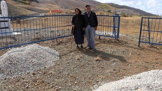 Dursun Zorlu (82) ve Selvi Zorlu (80), 60 yıllık evliler.