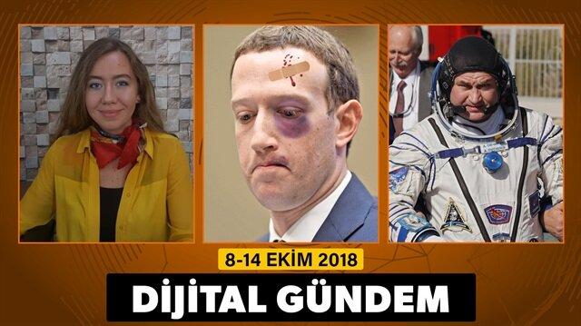 8-14 Ekim 2018 dijital gündem