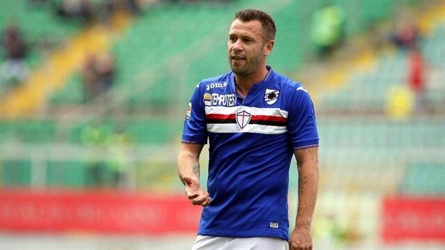 Cassano futbolu yine bıraktı