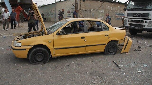 Arşiv: Saldırıda 4 sivil yaralandı.