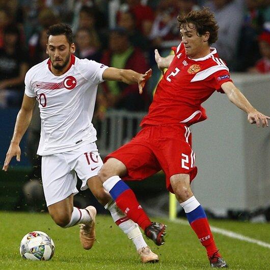 A Milli Takım'ın EURO 2020 iddiası sürüyor
