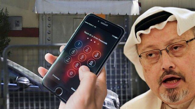 Kaşıkçı'nın iPhone şifresi kırılamıyor