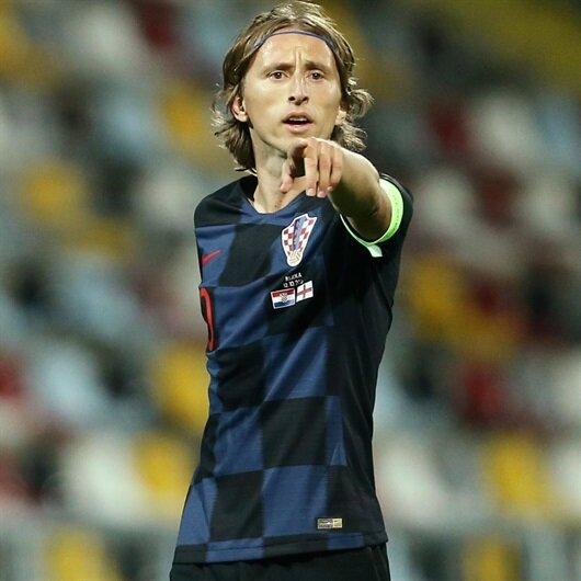 Modric: Zidane'le birlikte oynamak isterdim