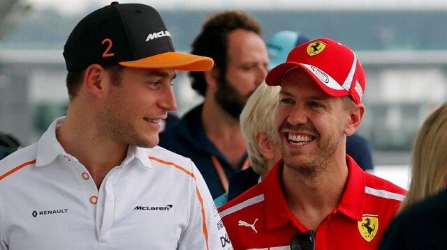 Motor racing: McLaren's Vandoorne moves to Formula E