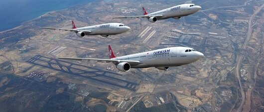 Üç uçakla denenecek