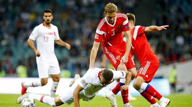 Russia beat Turkey 2-0 in UEFA Nations League