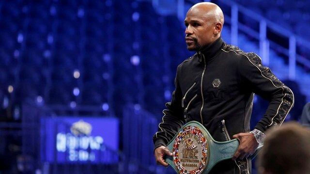 Floyd meydan okumayı kabul etti: Vegas'ı tekrar harika yapalım