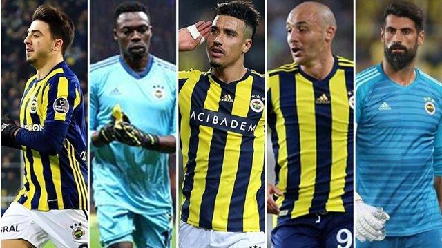 Fenerbahçe kadro dışına servet ödüyor