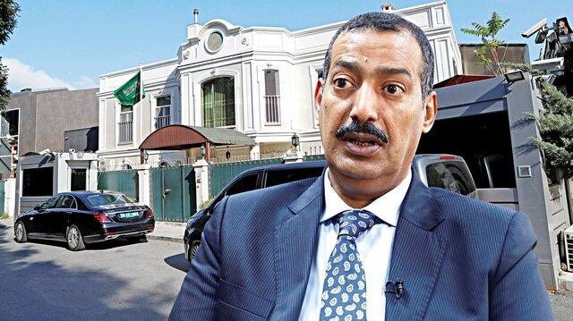 Suudi Arabistan Başkonsolosu kaçtı