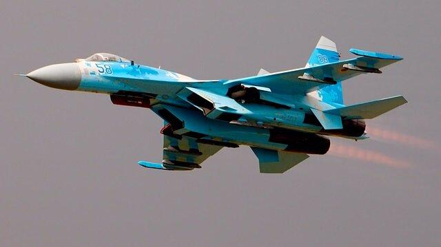 Ukrayna'da NATO tatbikatında savaş uçağı düştü: 2 ölü