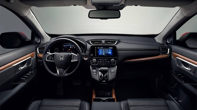 Yeni Honda CR-V Türkiye'de satışa sunuldu