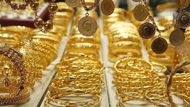 Altının gramı 229 lira seviyelerinde