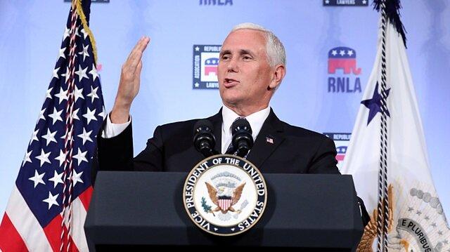 ABD Başkan Yardımcısı Pence'den 'Kaşıkçı' açıklaması