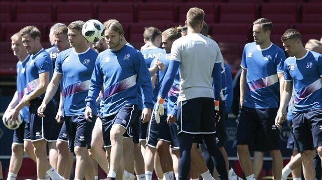Iceland relegated in UEFA Nations League