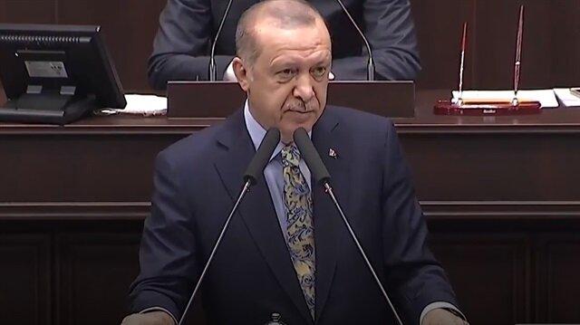 Erdoğan: Buna dünyanın hiçbir ülkesinin sosyal güvenlik sistemi dayanamaz