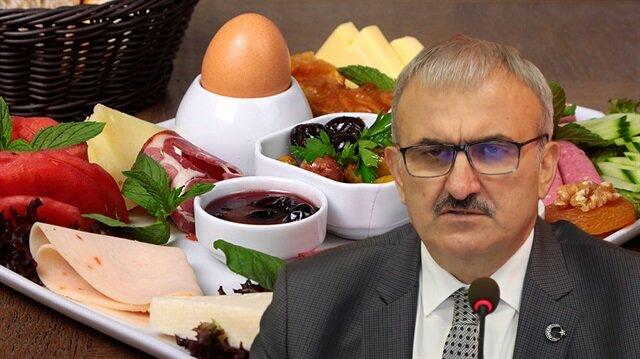 Antalya Valisi'nden 'kahvaltı' yasağı