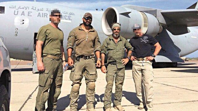 Zayed'in kiralık katilleri