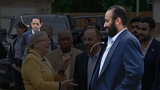 'Cemal Kaşıkçı' katil zanlısı Prens Selman'ın ofisini 4 kere aramış