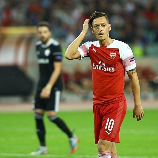 Wenger'e göre Almanların ilacı Mesut Özil