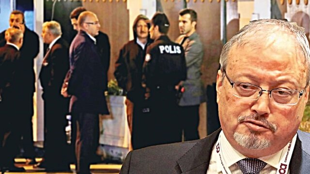 Khashoggi has long been feared killed after he entered the Saudi Consulate building in Istanbul on Oct. 2 and was never seen exiting