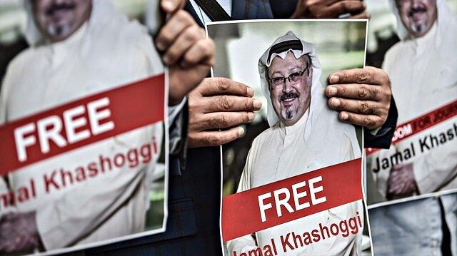 Gazeteci Cemal Kaşıkçı, 2 Ekim'de girdiği Suudi Arabistan başkonsolosluğundan bir daha çıkamamıştı.