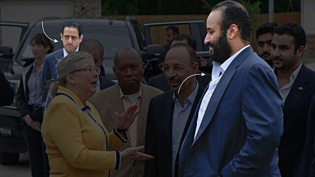 Cemal Kaşıkçı'nın katil zanlısı ile Prens Selman'ın çok yakın ilişkisi belgelendi
