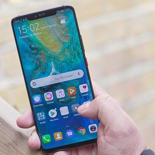 Huawei Mate 20 Pro diğer cihazları şarj edebilecek