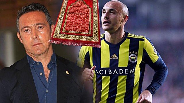 Ali Koç'un bahsettiği halı Aatif'in seccadesi çıktı