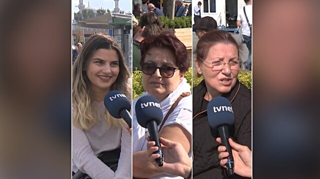 TVNET Sokakta ekibi halkın nabzını tuttu