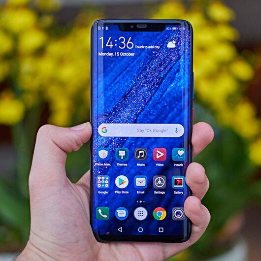 Huawei Mate 20 Pro rekor sürede şarj oluyor