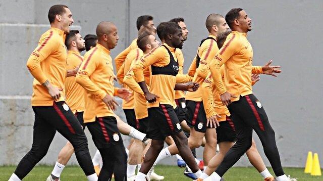 Galatasaray'da sakatlık şoku: 4 yıldız oynamayacak