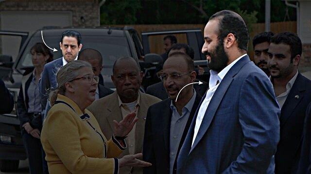 Şüphelilerden biri olan Maher Abdulaziz Mutreb'in Veliaht Prens Selman'la bağlantıları tespit edilmişti.
