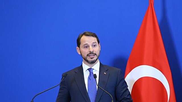 Bakan Albayrak güzel haberi verdi: Bir ayda yüzde 21 değerlendi