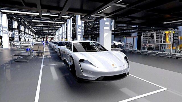 Porsche Taycan'ın fiyatı açıklandı