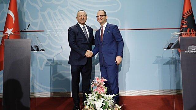 تركيا وألبانيا تتفقان على إنشاء مجلس تعاون رفيع المستوى