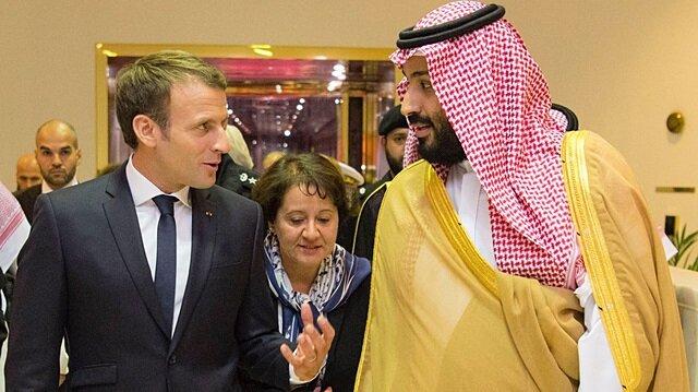 Fransa ihtiyatı bıraktı okları Prens Bin Selman'a çevirdi