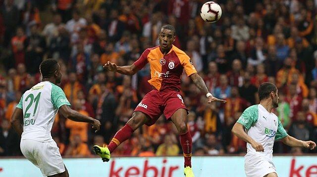 Galatasaray-Bursaspor: 1-1