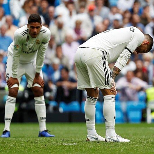 Real Madrid kabus görüyor