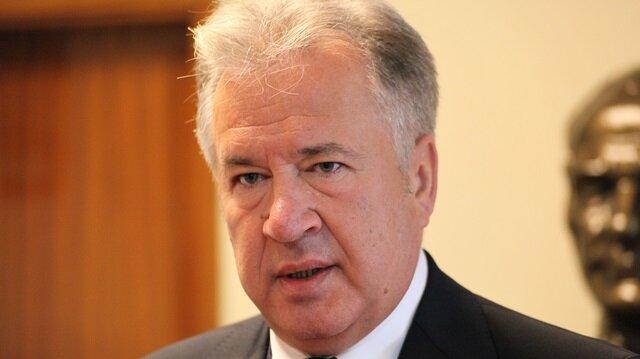 Gürol Sökmensüer, Turkey's ambassador to Moldova