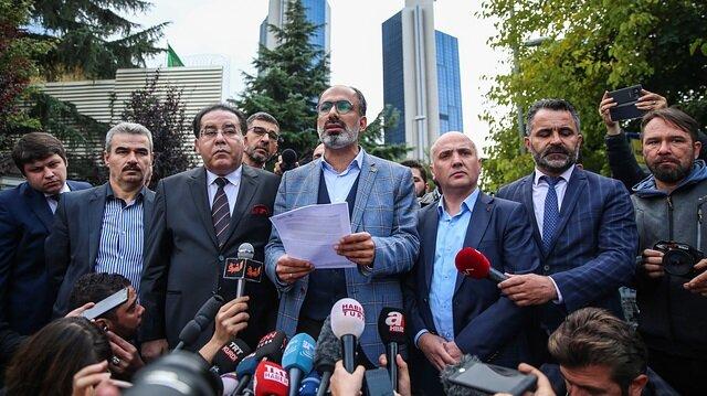 صحفيون عرب وأتراك يطالبون بـالعدالة لخاشقجي