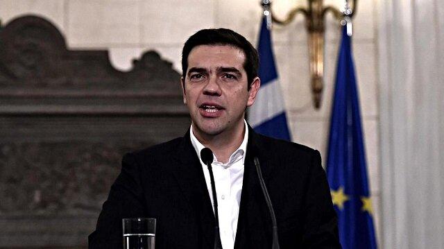 رئيس الوزراء اليوناني يتولى مهام وزير خارجيته المستقيل