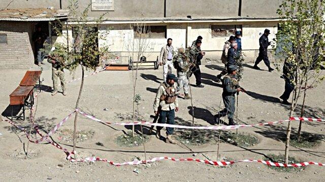 Afganistan'da seçimlere kan bulaştı: 10 ölü