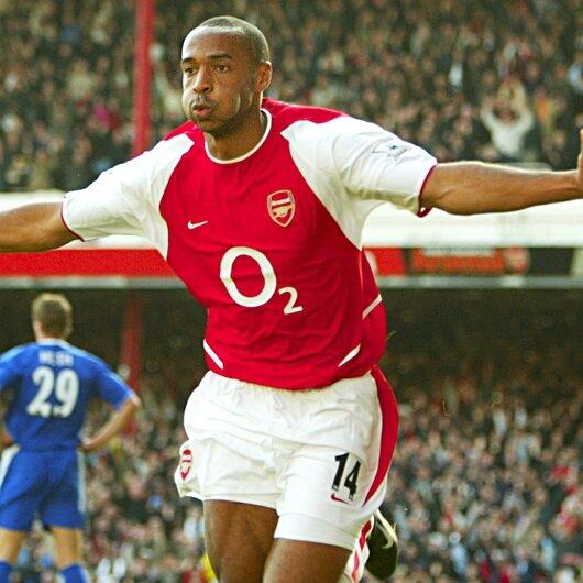 Thierry Henry evine döndü