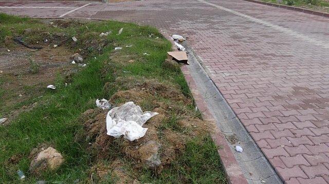 Toprağı kazarak oyun oynayan çocuklar bebek cesedi buldu