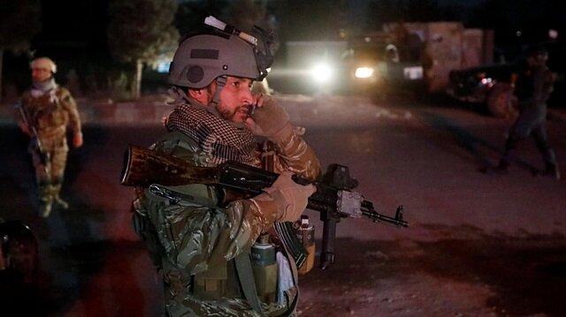 Afganistan'daki seçim gününde 193 saldırı: 36 kişi öldü
