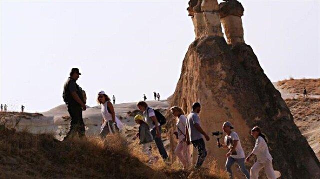 كبادوكيا التركية.. 3 ملايين سائح يصنعون موسمًا ذهبيًا