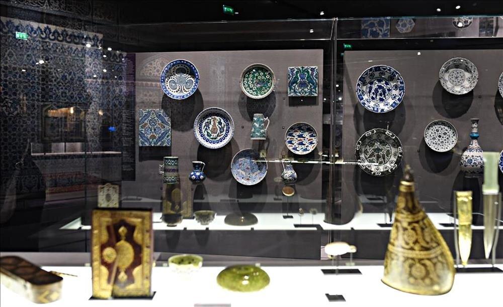 متحف اللوفر.. نصف معروضاته آثار إسلامية