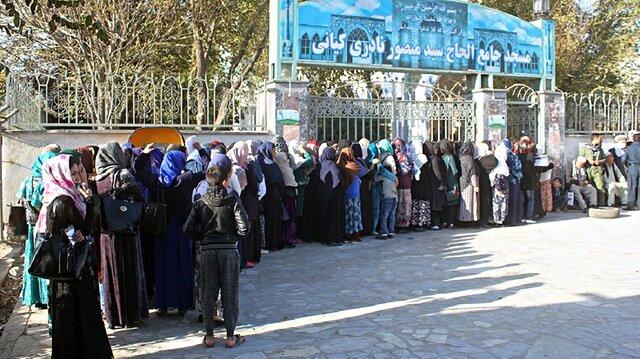 Afganistan'da seçim: halkın 3'te 1'i oy veremeyecek