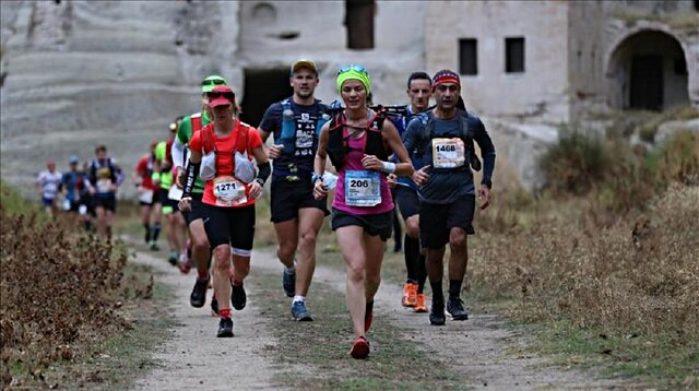 Italian runner Macchi wins Cappadocia title in Turkey